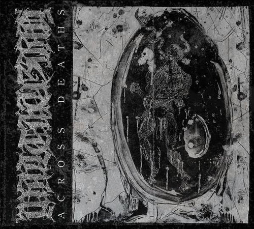 "Malthusian ‎""Across Deaths"" CD"