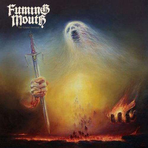 "Buy Now – Fuming Mouth ""The Grand Descent"" 12"" – Massacre Merch"