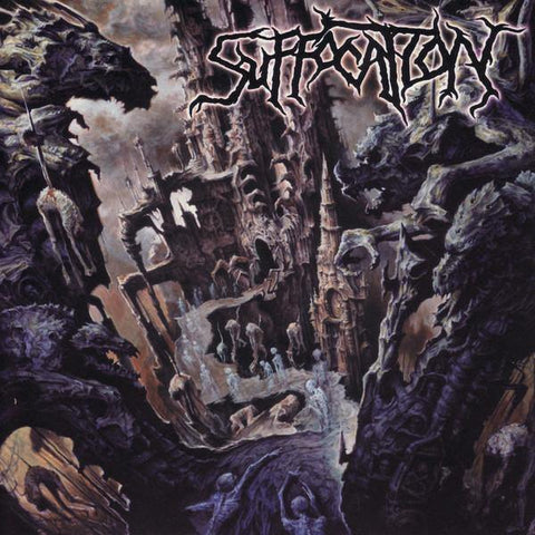 "Suffocation ""Souls To Deny"" LP"