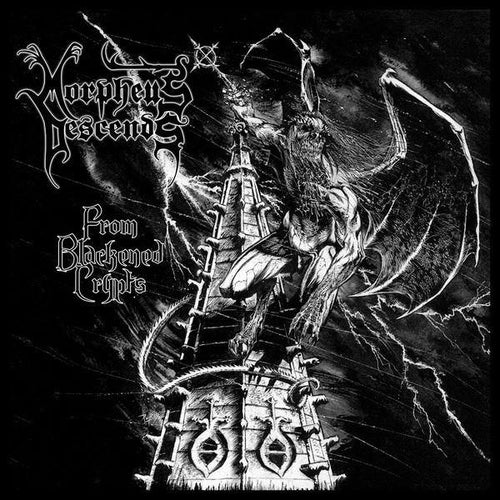 "Morpheus Descends ‎""From Blackened Crypts"" 7"""
