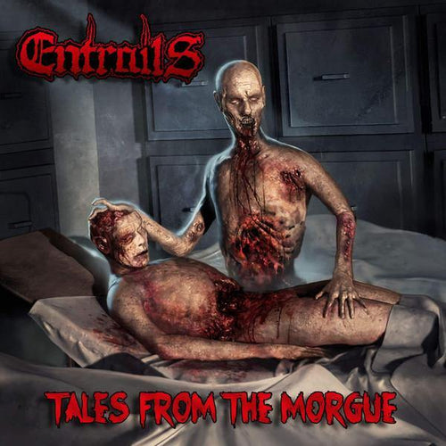 "Buy – Entrails ""Tales From The Morgue"" CD – Band & Music Merch – Massacre Merch"