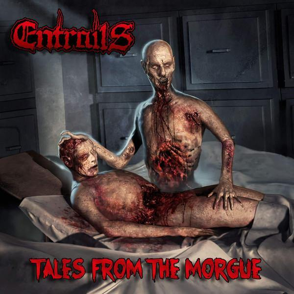 "Entrails ""Tales From The Morgue"" CD"
