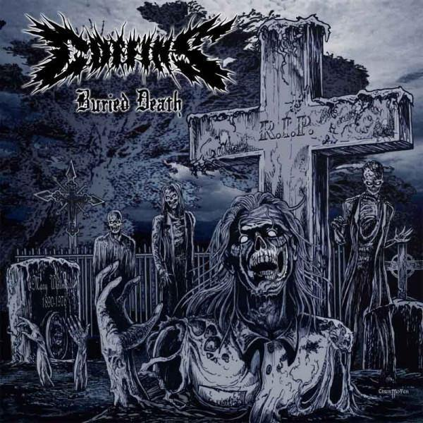 "Coffins ""Buried Death"" 12"""