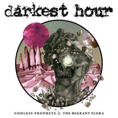 "Buy – Darkest Hour ""Godless Prophets & The Migrant Flora"" 12"" – Band & Music Merch – Massacre Merch"