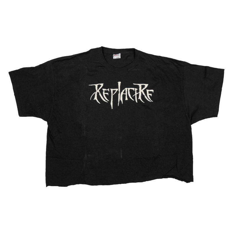 "Buy Now – Replacire ""Logo"" Cropped Shirt – Massacre Merch"