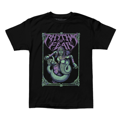 "Rhythm Of Fear ""Snake"" Shirt"