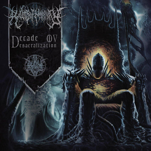 "Relics Of Humanity ""Decade Ov Desacralization"" CD"