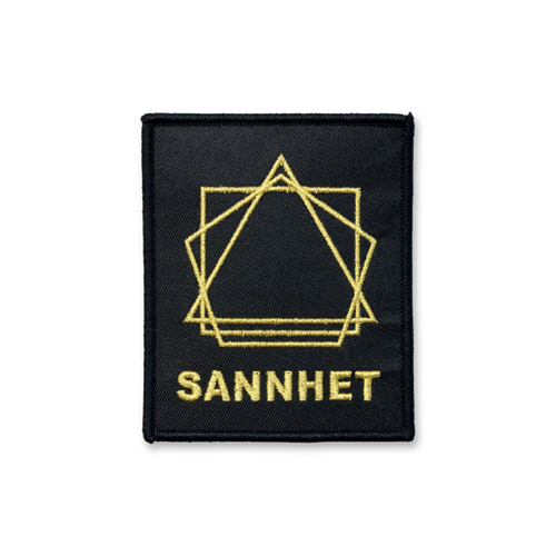 "Sannhet ""Shapes"" Patch"