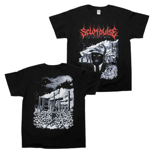 "Scumpulse ""Rotten"" Shirt"