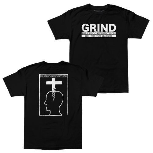 "Self Deconstruction ""Grind"" Shirt (Black)"