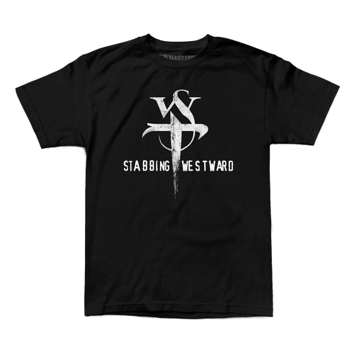"Stabbing Westward ""Distressed Dagger"" Shirt"