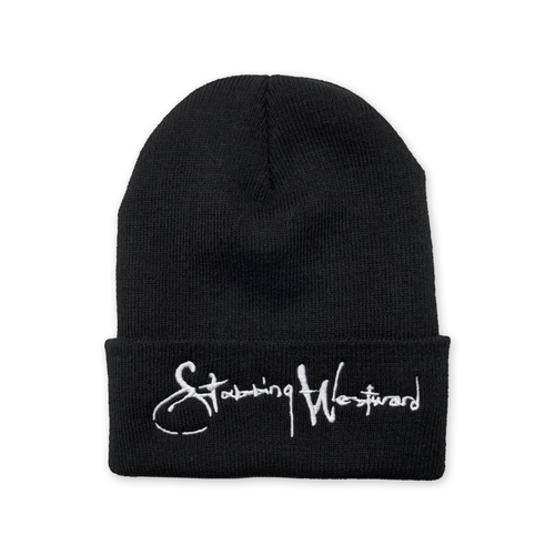 "Buy – Stabbing Westward ""Ink Logo"" Beanie – Band & Music Merch – Massacre Merch"