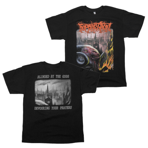 "Suppuration ""Devouring Your Prayers"" Shirt"