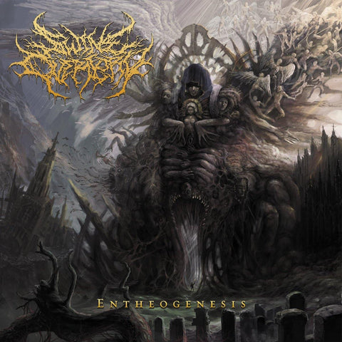 "Swine Overlord ""Entheogenesis"" CD"