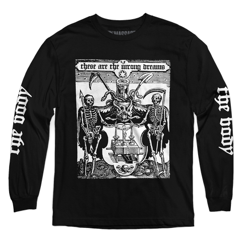 "The Body ""Altar"" Long Sleeve"