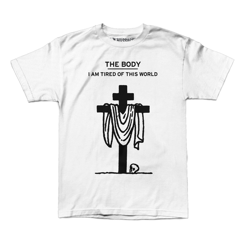 "The Body ""Cloth Cross"" Shirt"