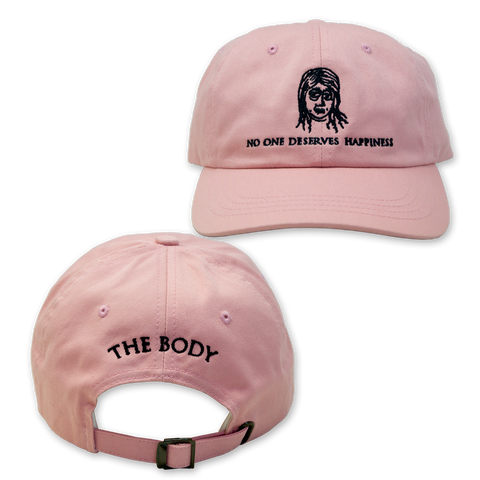 "The Body ""No One"" Hat"