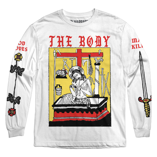 "The Body ""Weapons"" Long Sleeve"