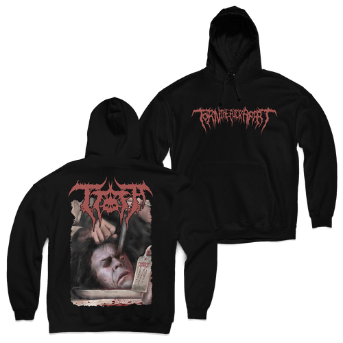 "Torn The Fuck Apart ""'A Genetic Predisposition to Violence"" Hoodie"