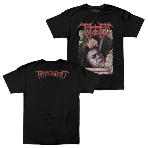 "Buy – Torn The Fuck Apart ""'A Genetic Predisposition to Violence"" Shirt – Band & Music Merch – Massacre Merch"