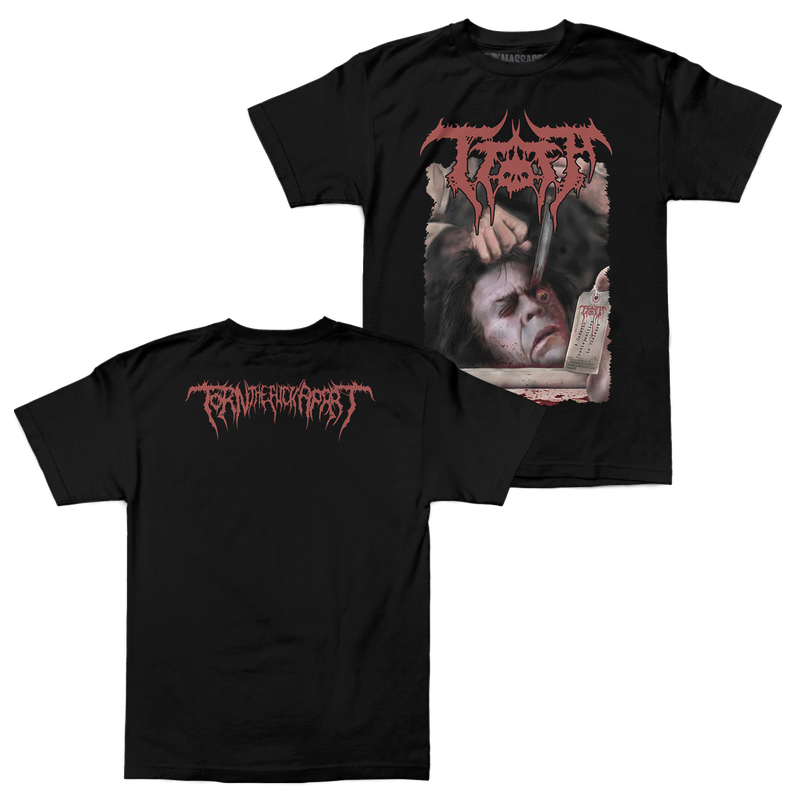 "Torn The Fuck Apart ""'A Genetic Predisposition to Violence"" Shirt"