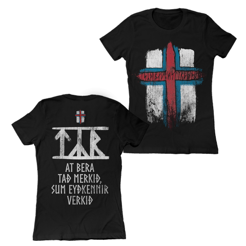 "Tyr ""Flag"" Womens Shirt"