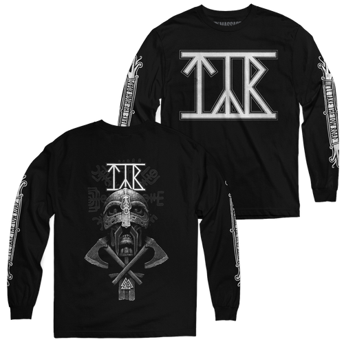 "Buy – TYR ""Low Road"" Long Sleeve – Band & Music Merch – Massacre Merch"