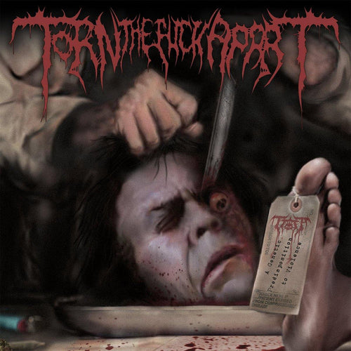 "Torn The Fuck Apart ""A Genetic Predisposition To Violence"" CD"