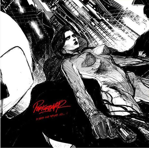 "Perturbator ""B-Sides And Remixes Vol. I"""