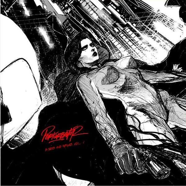 "Buy Now – Perturbator ""B-Sides And Remixes Vol. I"" – Massacre Merch"