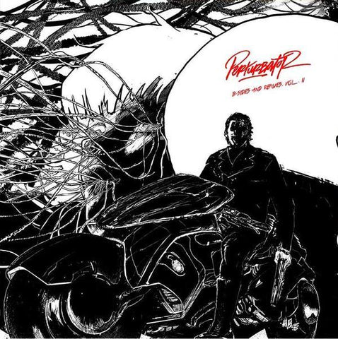 "Perturbator ‎""B-Sides And Remixes, Vol. II"""