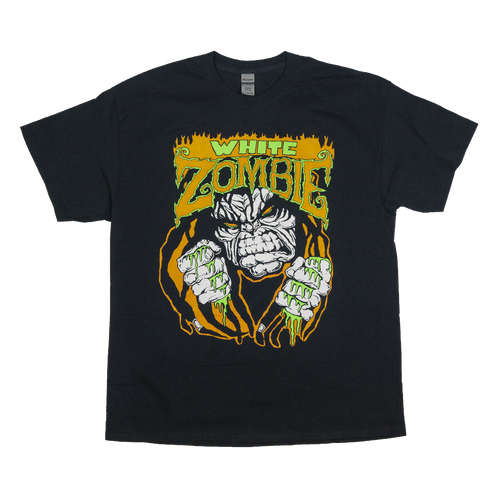 "White Zombie ""Monster Lugosi"" Shirt"