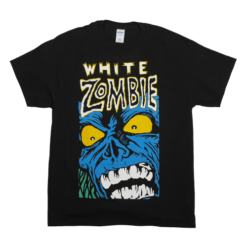 "White Zombie ""Blue Monster"" Shirt"