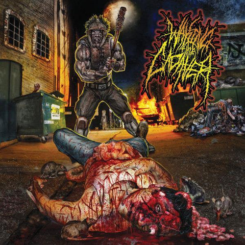 "Waking The Cadaver ""Real-Life Death"" CD"