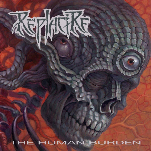 "Replacire ""The Human Burden"" CD"