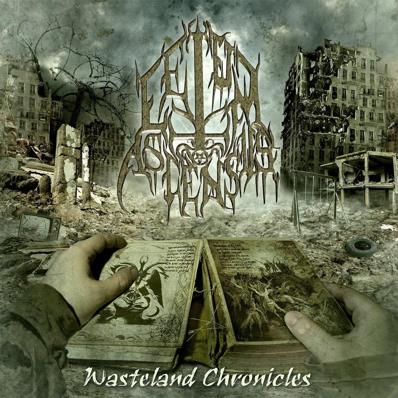 "Buy Now – Letum Ascensus ""Wasteland Chronicles"" CD – Massacre Merch"