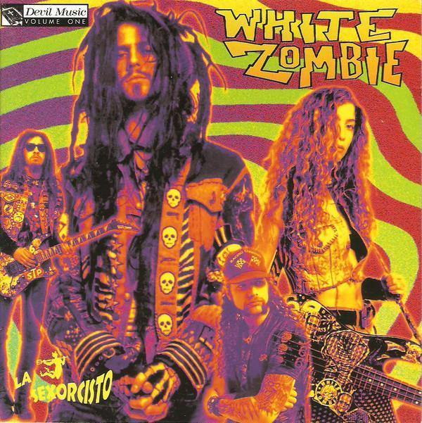 "White Zombie ‎""La Sexorcisto: Devil Music Vol. 1"" 12"""