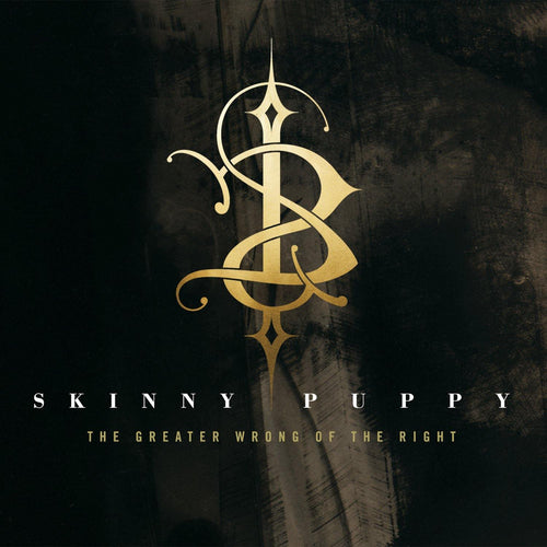 "Skinny Puppy ""The Greater Wrong of The Right"" CD"