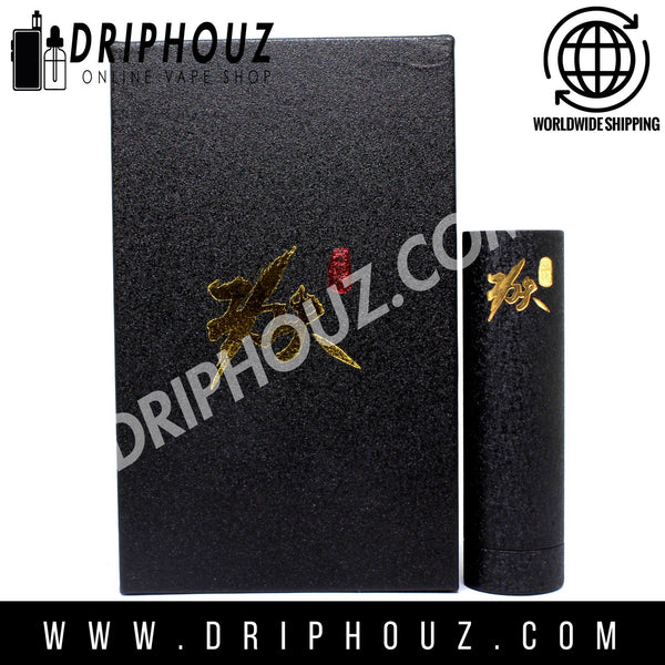 Authentic Vape Kungfu Mech Mod - Driphouz.com l No.1 Online Malaysia Vape Store. Top Online Vape Shop in South East Asia. We Ship Worldwide and Accept Credit Card Payment. Online Vape Shop