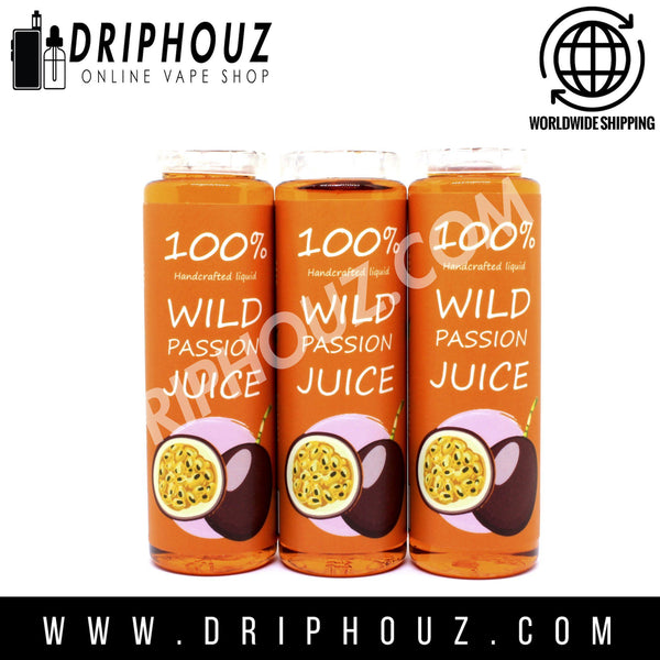 Wild Passion Juice - Driphouz.com l No.1 Online Malaysia Vape Store. Top Online Vape Shop in South East Asia. We Ship Worldwide and Accept Credit Card Payment. Online Vape Shop