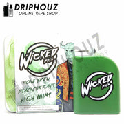 VD Juice Wicked Brew Honeydew Blackcurrant