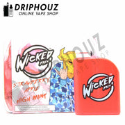 VD Juice Wicked Brew Strawberry Apple