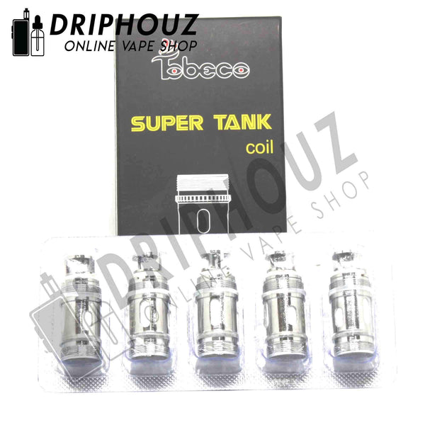 Authentic Tobeco Super Tank Replacement Coil Occ Head (5pc) - Driphouz.com l No.1 Online Malaysia Vape Store