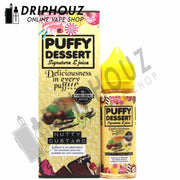 Puffy Desert Nutty Custard