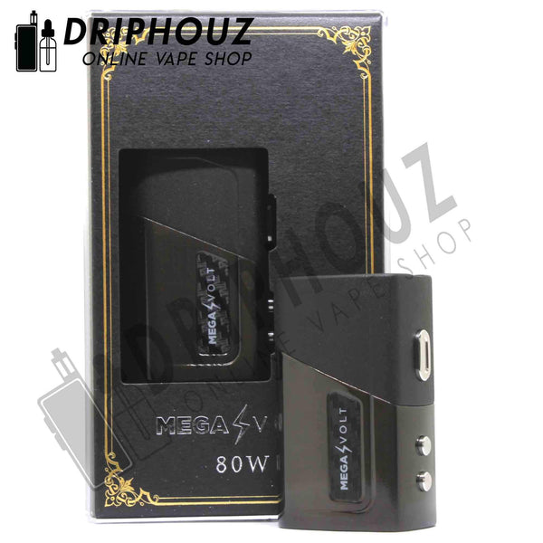 Authentic Council Of Vapor Mega Volt 80W 1750mAh TC Mod - Driphouz.com l No.1 Online Malaysia Vape Store