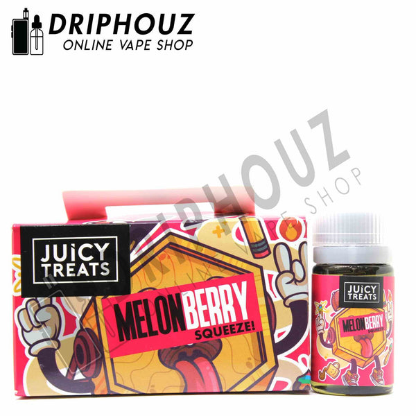 Pastry Treats Juicy Treats Melon Berry