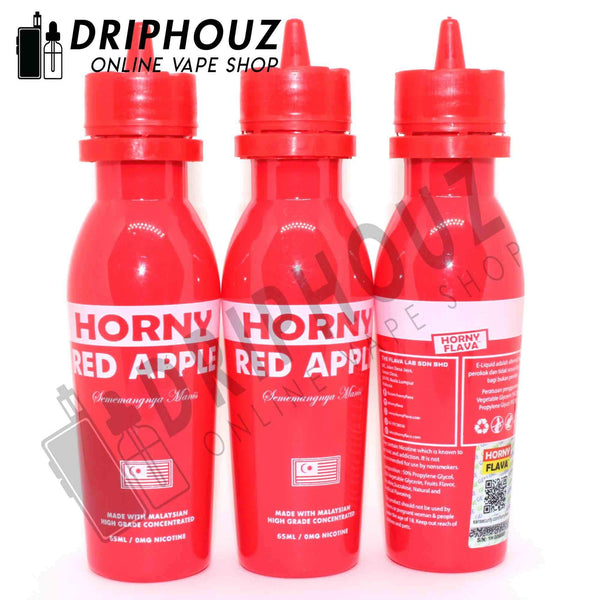 Horny Flava Horny Red Apple