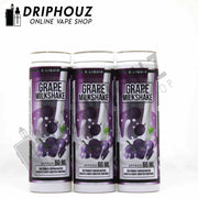 Juicewerks Grape Milkshake