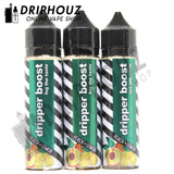 Dripper Boost Peach Lemon - Driphouz.com l No.1 Online Malaysia Vape Store