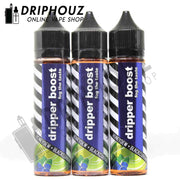 Dripper Boost Honeydew Blackcurrant - Driphouz.com l No.1 Online Malaysia Vape Store